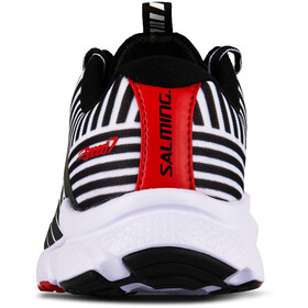 Salming Speed 7 - Zapatillas running Mujer - blanco/negro